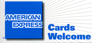 American Express Cards Welcome